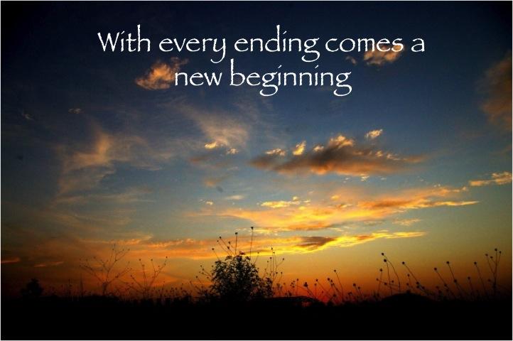 Endings & Beginnings