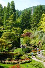 Butchart Gardens, Victoria, Vancouver Island